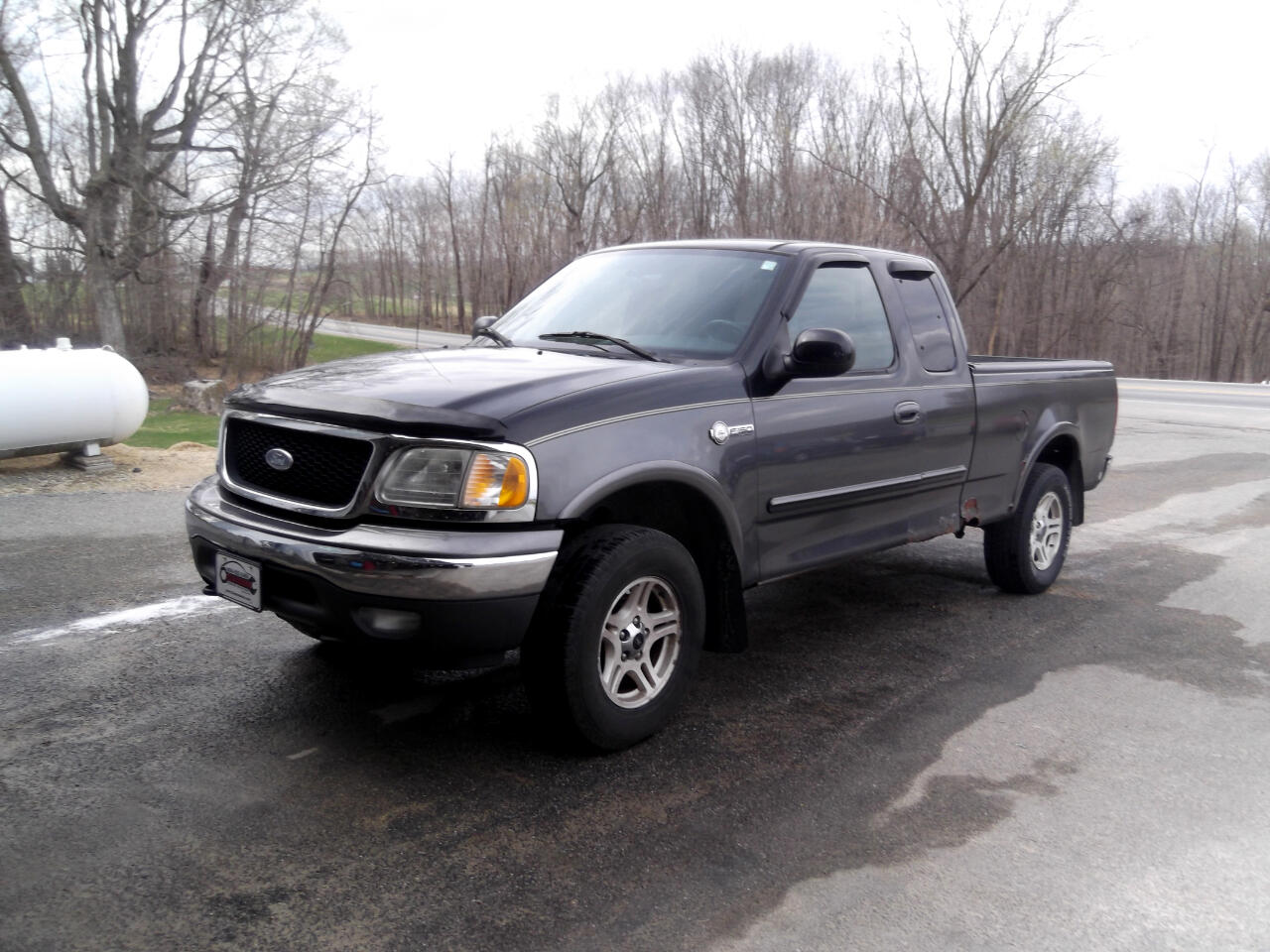 Ford F-150 XLT SuperCab 4WD 2003