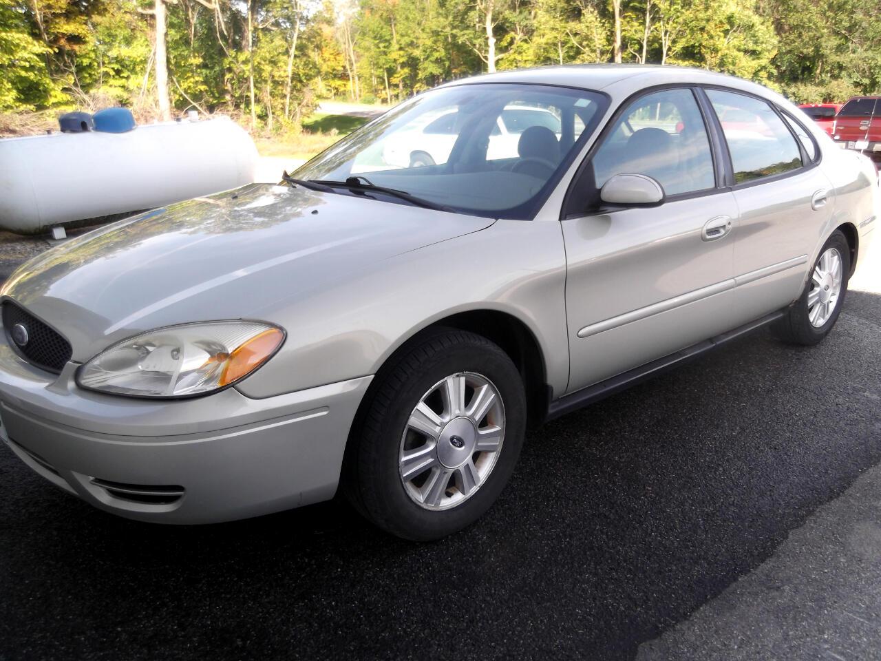 Ford Taurus SEL 2007