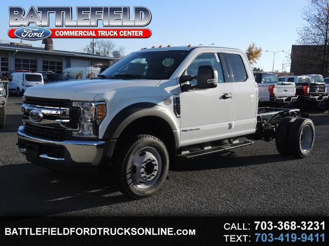 2017 Ford F-450 SD SuperCab XLT