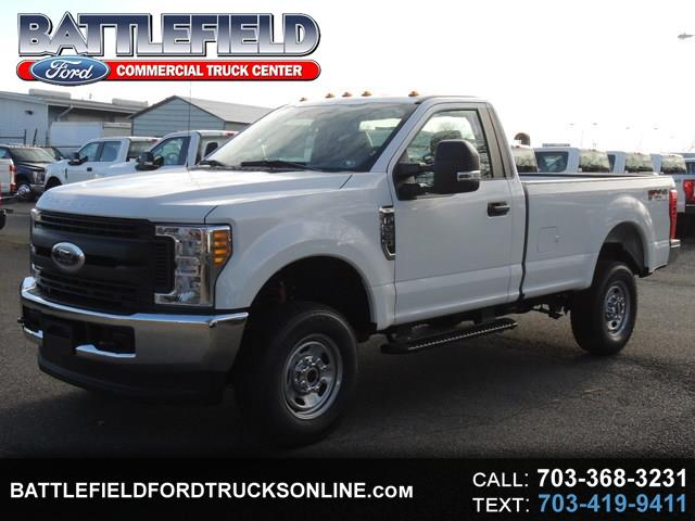 2017 Ford F-250 SD Reg Cab 4x4