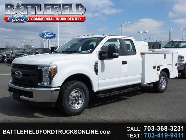 2018 Ford F-250 SD SuperCab XL w/ 8' Utility Body