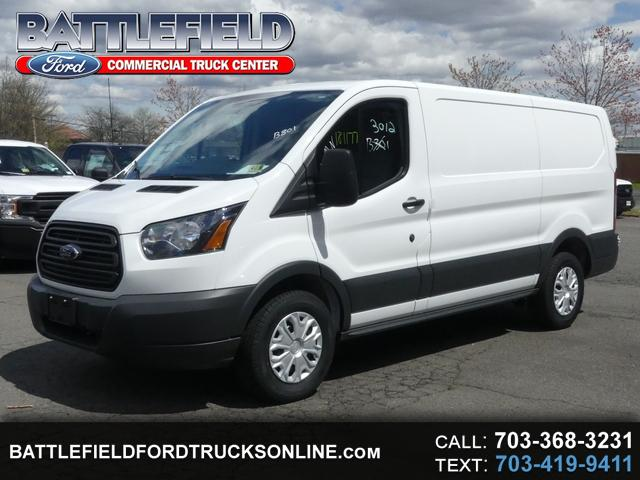 2018 Ford Transit Low Roof Cargo