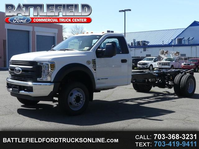 2018 Ford F-550 Reg Cab XL