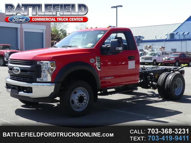 2018 Ford F-450 SD Reg Cab XL 145
