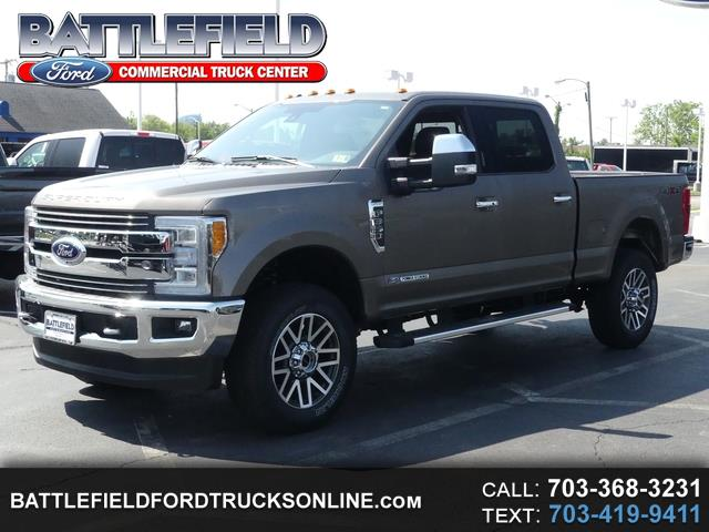 2018 Ford F-350 SD 4X4 Crew Cab