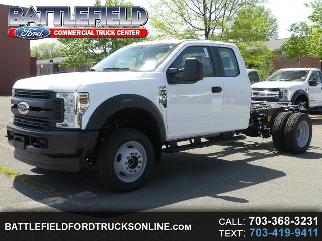 2018 Ford F-450 SD 4X4 SuperCab 168