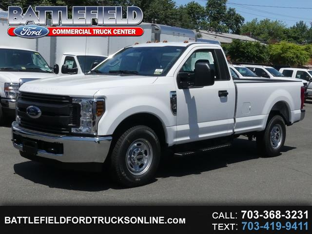 2018 Ford F-250 SD Reg Cab XL