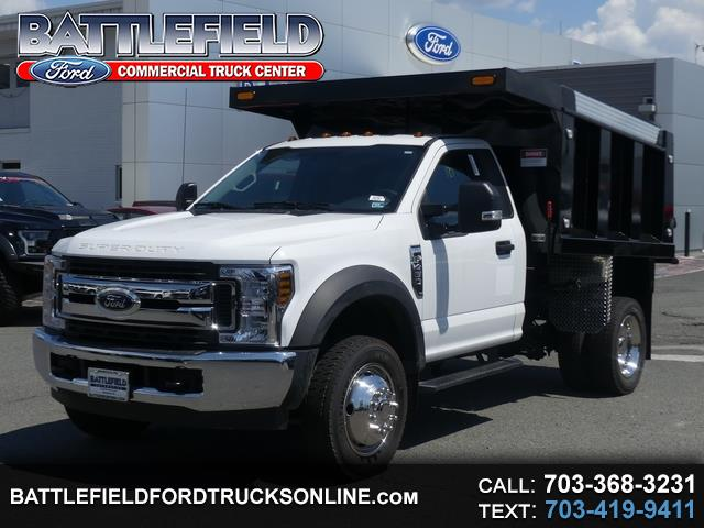 2018 Ford F-450 SD Reg Cab 145