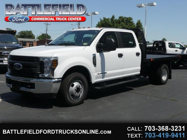 2018 Ford F-350 SD Crew Cab XL w/ 10' Flat Bed