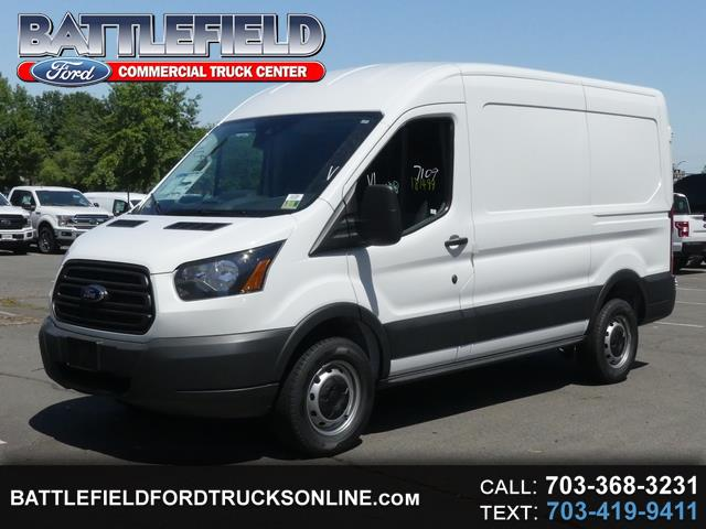 2018 Ford Transit MR 130 9000 GVWR Cargo Van