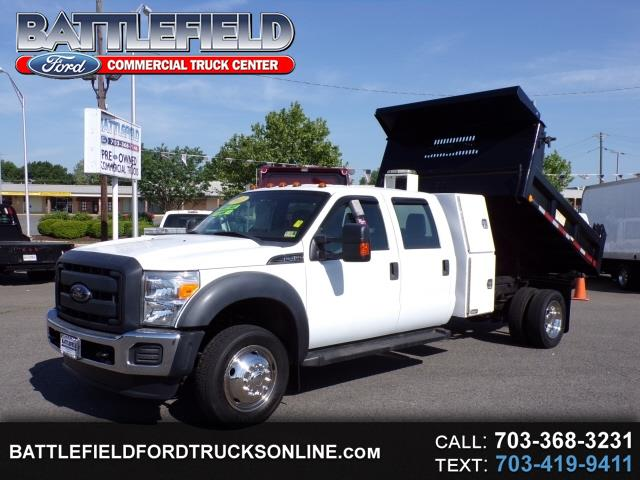 2012 Ford F-450 SD Crew Cab DRW 2WD