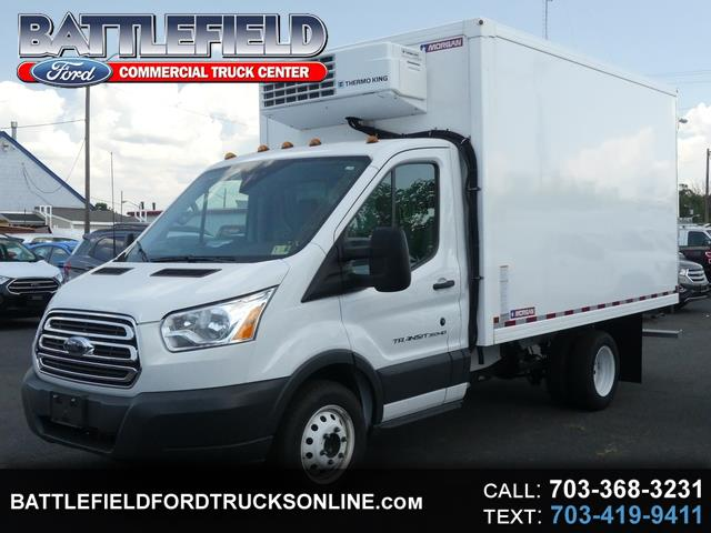 2018 Ford Transit T350 w/ 12' Refrigerated Box