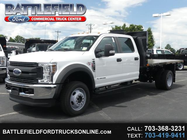 2018 Ford Super Duty F-550 DRW 4WD Crew Cab