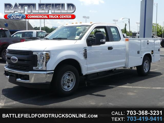 2018 Ford F-350 SD 2WD SuperCab 168 WB 60 CA