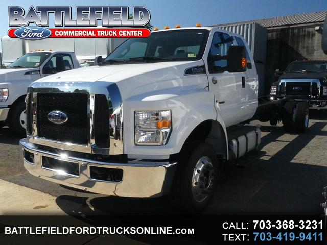 2018 Ford F-650 SuperCab XL 25,999 GVWR 245