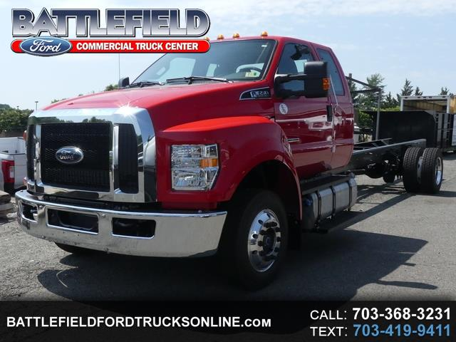 2018 Ford F-650 SuperCab XL 25,999 GVWR