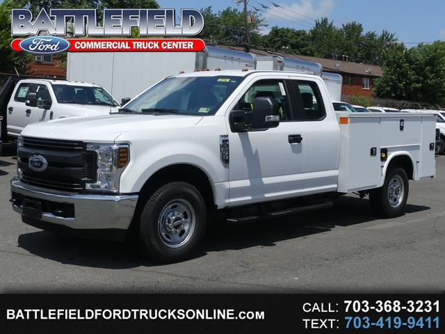2018 Ford F-250 SuperCab XL w/ 8' Service Body