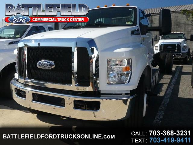 Ford F-750  2018