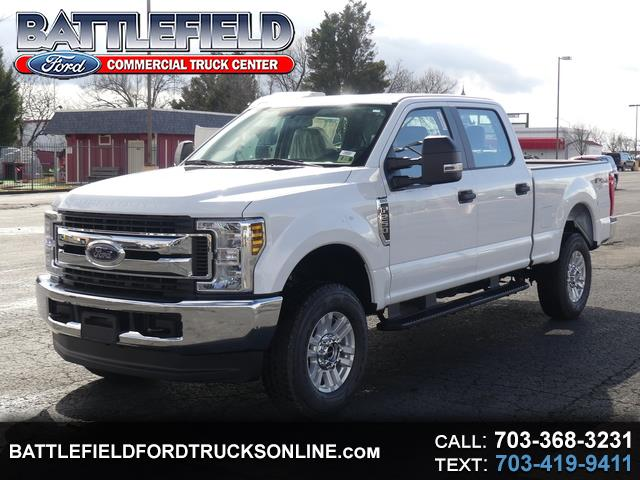 2019 Ford F-250 SD Crew Cab 4x4 XL Pickup