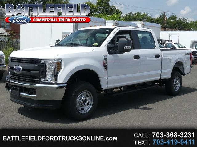 2019 Ford F-250 SD Crew Cab 4x4 XL
