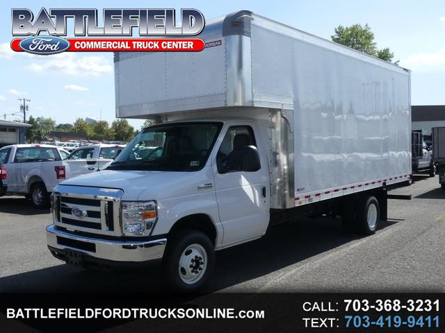 2018 Ford E-Series Cutaway Commercial Cutaway w/ 17' Dry Freight Box