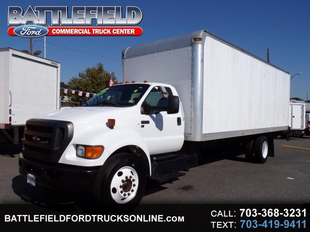2013 Ford F-650 Regular Cab 2WD DRW
