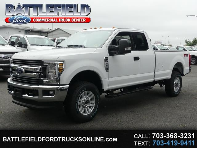 2019 Ford F-250 SD SuperCab 4x4 XLT