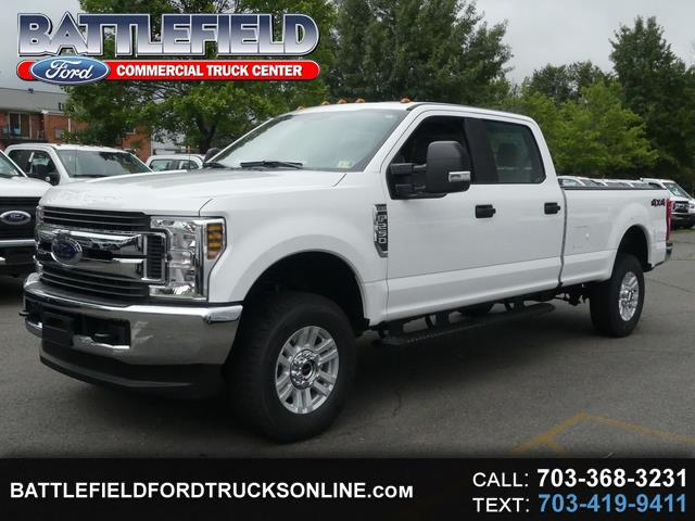 2019 Ford F-250 SD 4WD Crew Cab Box