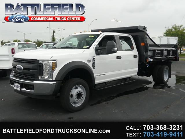 2019 Ford F-550 2WD Crew Cab