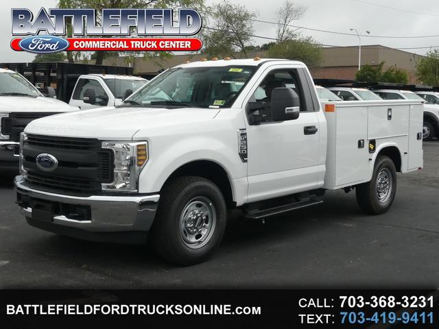 2019 Ford F-250 SD Reg Cab XL w/ 8' Service Body