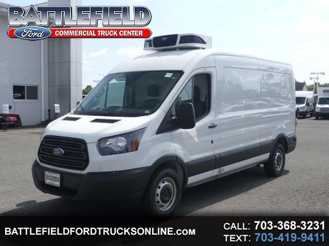 2019 Ford Transit Van Med RF w/Carrier Integra 35X