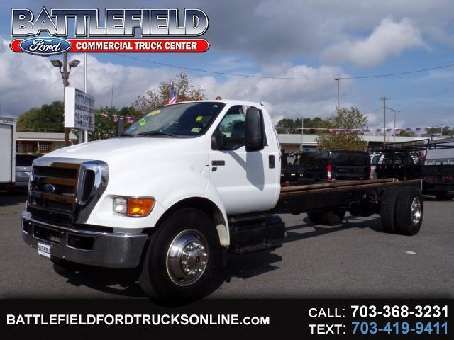 2015 Ford F-650 Regular Cab 2WD DRW