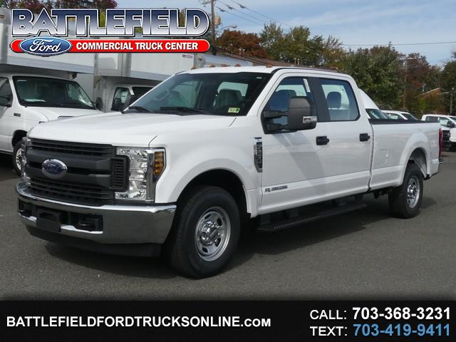 2019 Ford F-250 SD Crew Cab XL