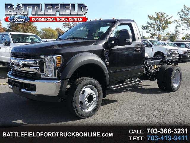 2019 Ford F-450 SD Reg Cab Chassis