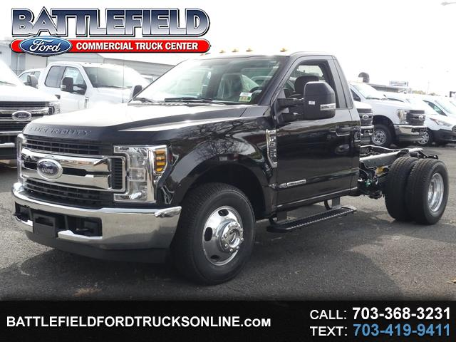 2019 Ford F-350 SD Reg Cab XLT Wrecker Chassis
