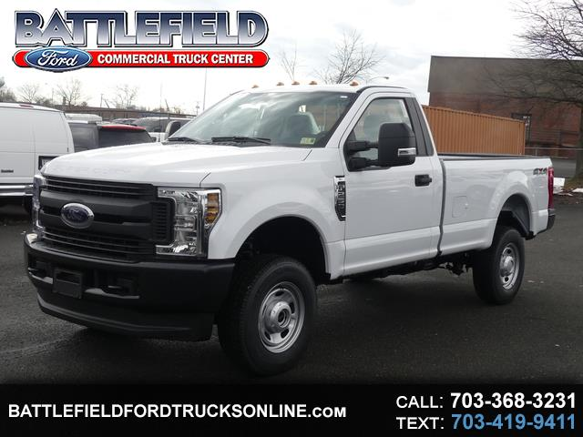 2019 Ford F-250 SD REG CAB XL 4X4