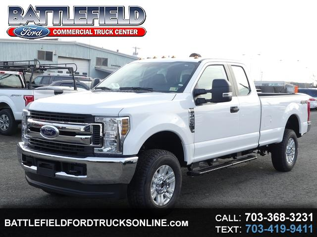 2019 Ford F-250 SD SUPERCAB XL 4X4