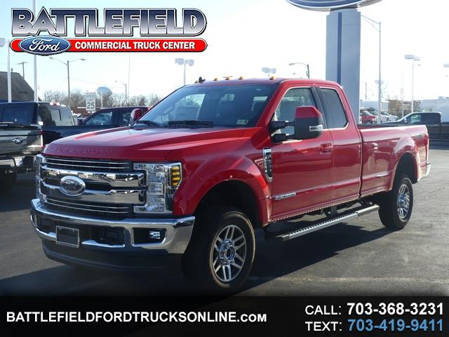 2019 Ford F-350 SD SuperCab 4x4 Lariat Pickup