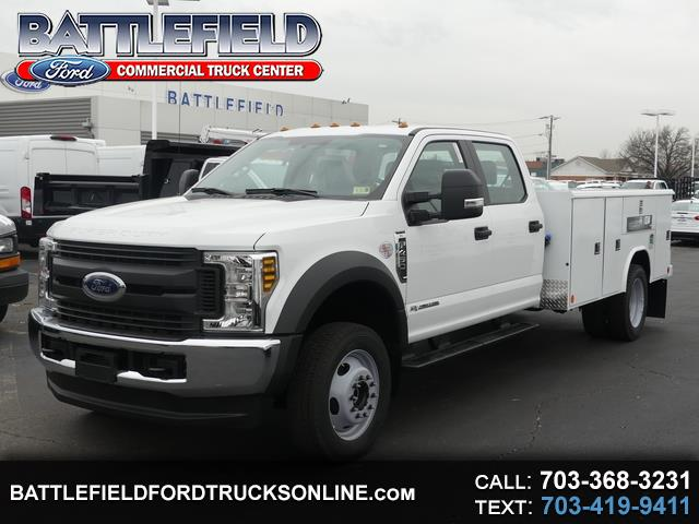 2019 Ford F-450 SD 4WD Crew Cab