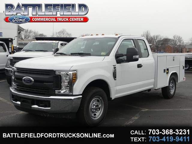 2019 Ford F-250 SD 2WD SuperCab Box