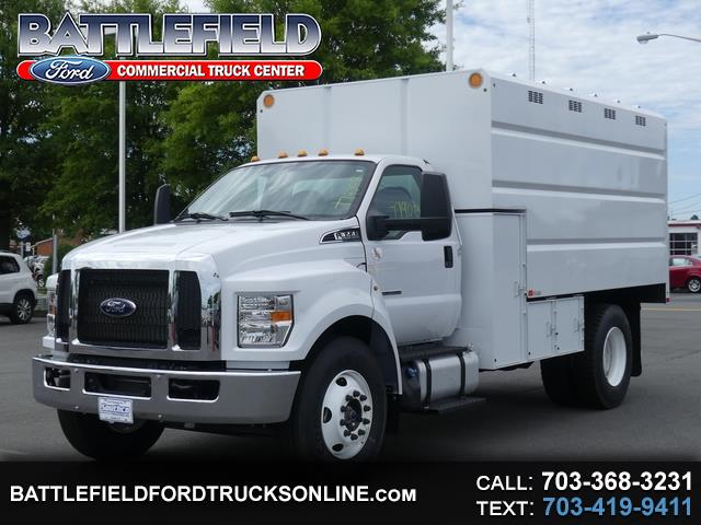 2019 Ford F-650 Reg Cab XL w/ Chipper Body