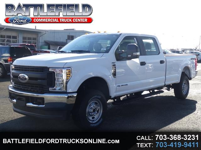 2019 Ford F-250 SD Crew Cab XL 4x4