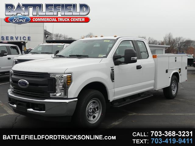 2019 Ford F-350 SD 2WD SuperCab 168 WB 60 CA