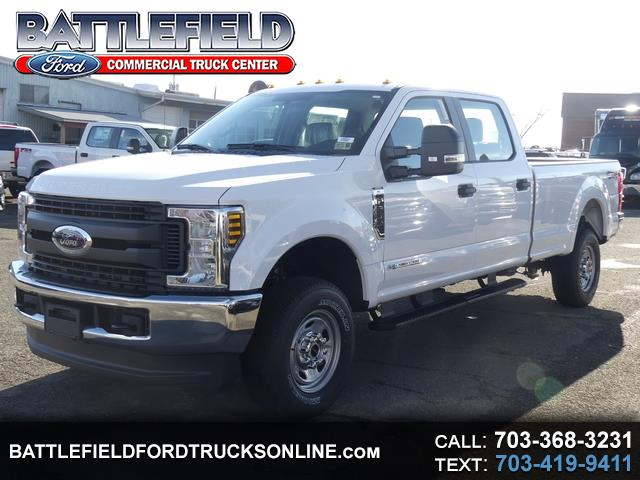 2019 Ford F-250 SD Crew Cab XL 4x4 Pickup