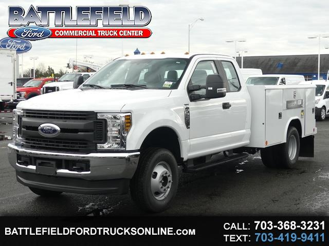 2019 Ford F-350 SD 4WD SuperCab 168 WB 60 CA