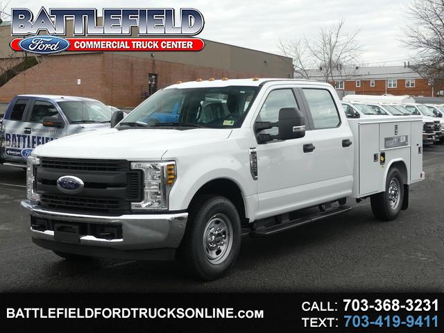 2019 Ford F-250 SD Crew Cab XL w/ 8' Service Body