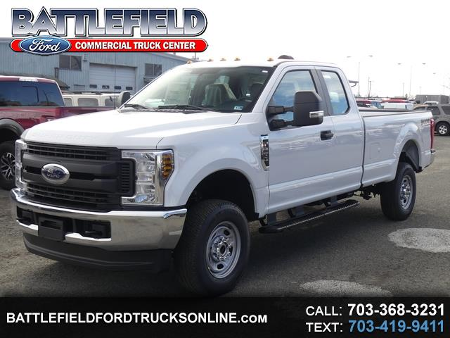 2019 Ford F-250 SD SuperCab 4x4 XL Pickup