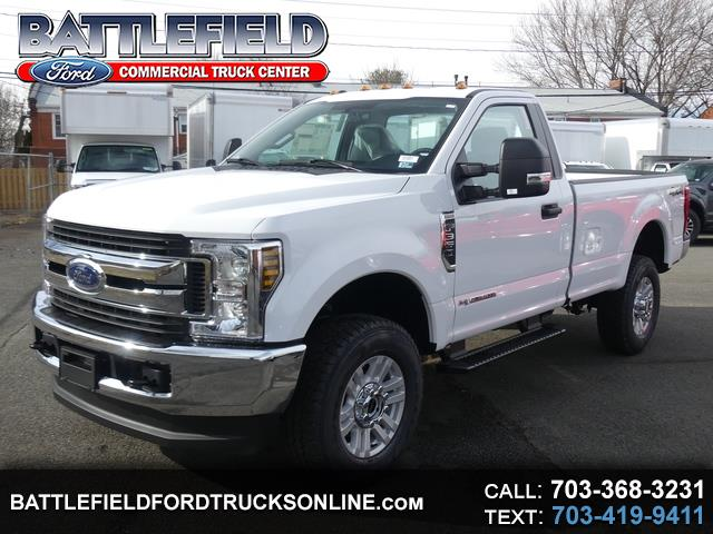 2019 Ford F-350 SD Reg Cab 4x4 XL Pickup