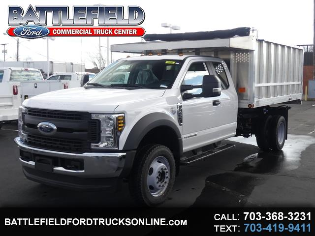 2019 Ford F-450 SD 4WD SuperCab