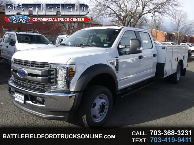2019 Ford F-550 4WD Crew Cab